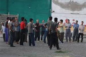 کمپ اجباری ترک اعتیاد کرج